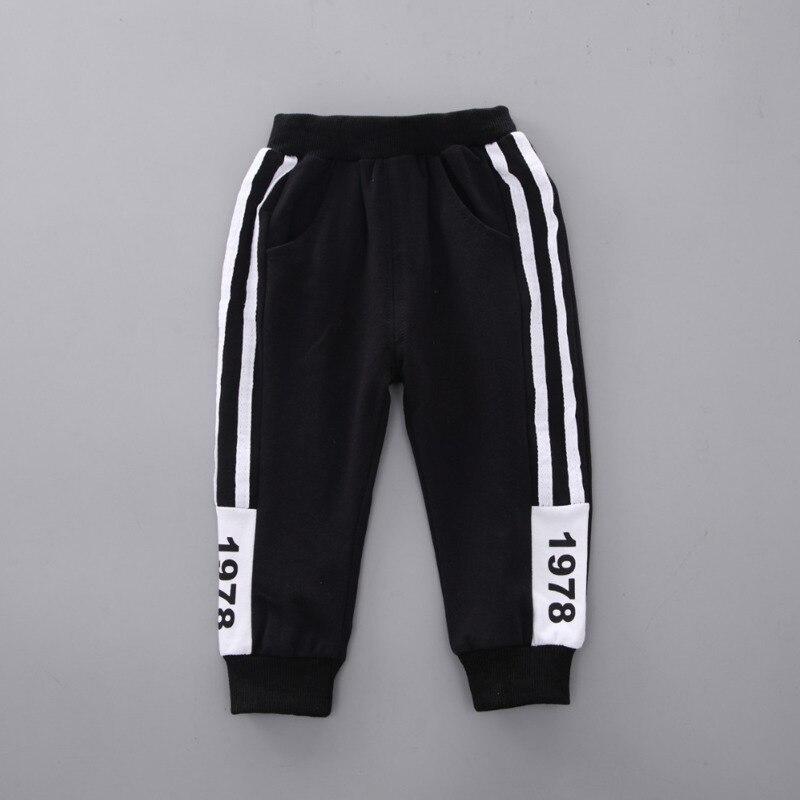 Купить с кэшбэком Fashion Spring Autumn Children Clothes Baby Girls Clothing Set Boys Sport Cotton Patchwork Hoodies Pants 2Pcs/Set Kids Tracksuit