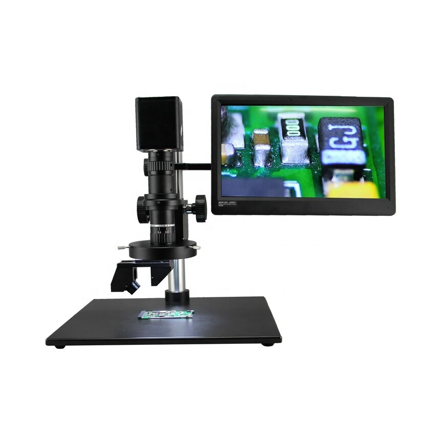 FM3D0325A Usb Digital Electronic Repair Microscope Large depth of field Mobile Phone Repairing Elect