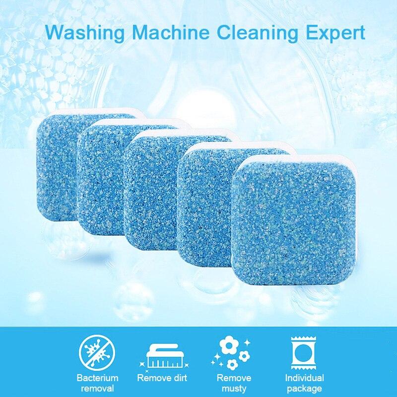 5/10/20 pçs lavanderia guia máquina de lavar roupa mais limpa lavadora limpeza detergente efervescente tablet lavar roupa bola