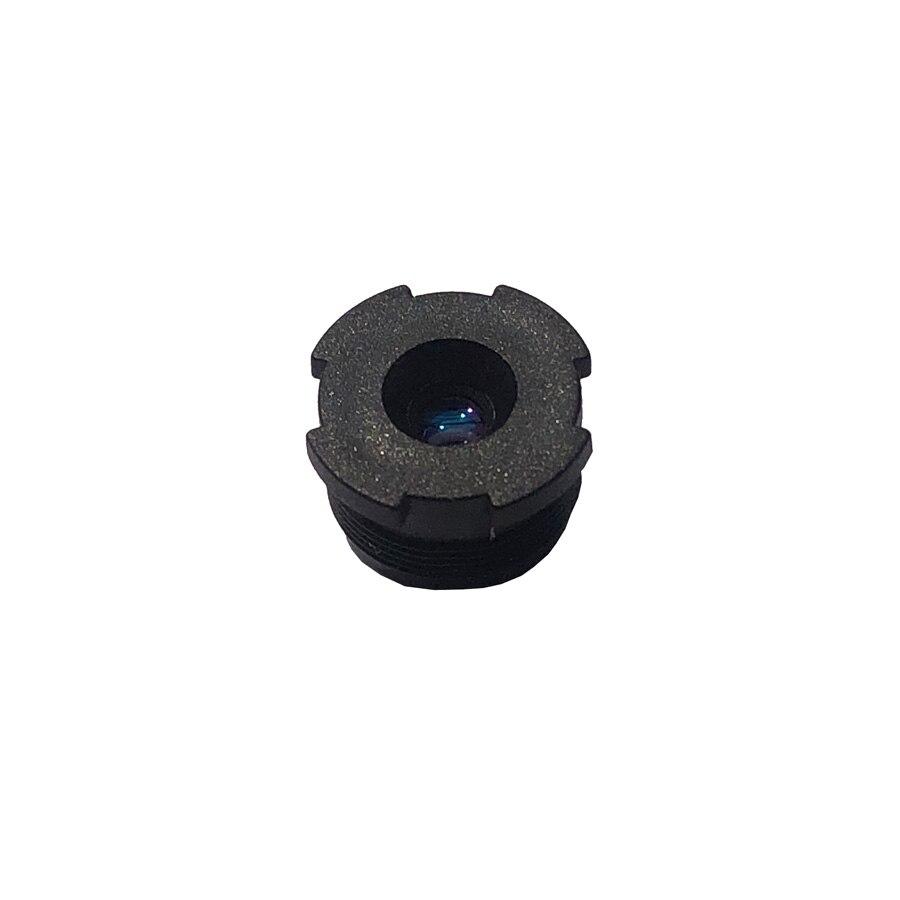 PUAimetis HD 1/2.7 M8 lente 65 grados visualización incorporada 650nm IR filtro Mini objetivo de cámara CCTV