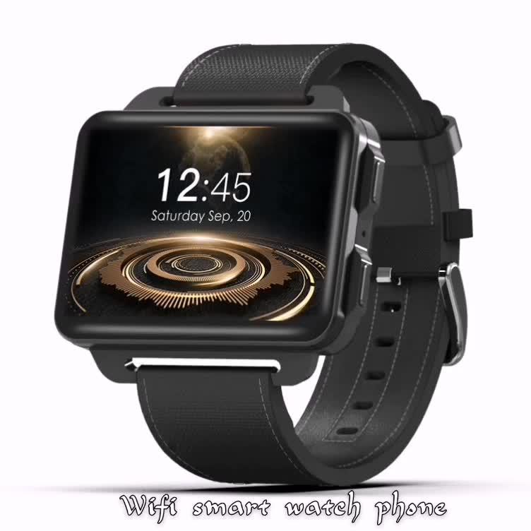 Review shenzhen smart watch sport smart band cell phone smart bracelet