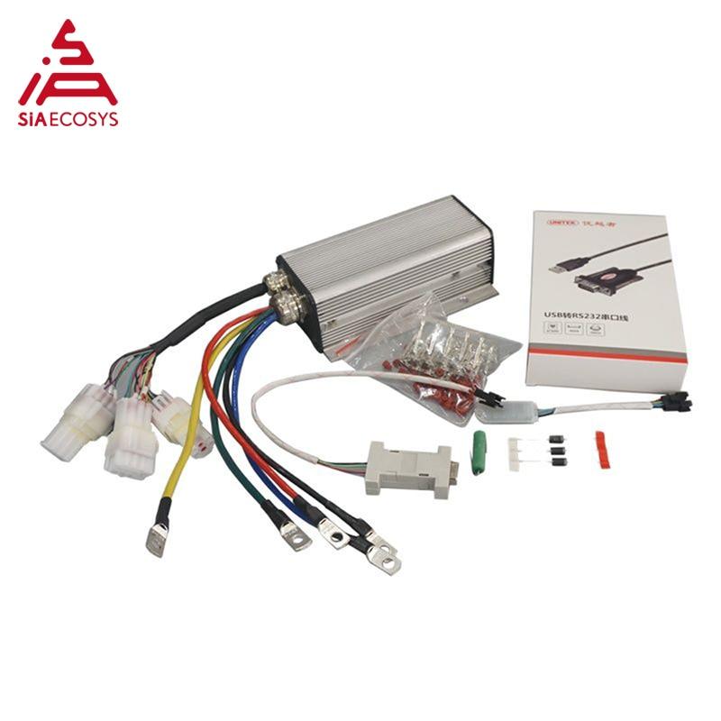 QS Motor 10inch 1500W 205 45H V1 Brushless DC Electric Scooter Hub Motor enlarge