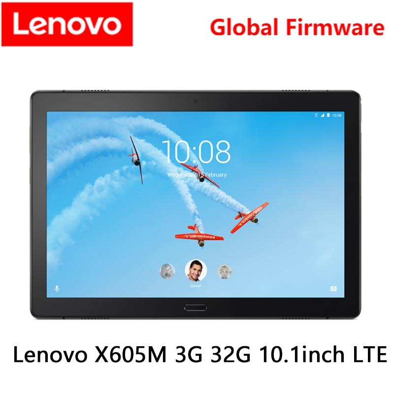 Lenovo Tablet M10 Tb X605M Tablet 10.1 Inch Android Smart Tablet 3G Ram 32G Rom Lte Versie