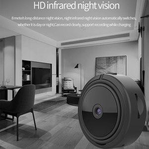 Mini HD 1080P Camera Night Vision Remote Security Cam Mini HD outdoor portable Sports Camera 1080p remote WiFi camera Dropship