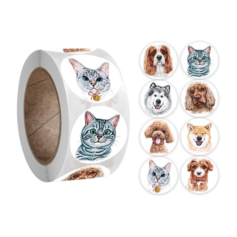 pegatina-de-dibujos-animados-para-perros-y-gatos-etiqueta-decorativa-de-regalo-de-recompensa-para-ninos-pegatinas-de-papeleria-para-estudiantes