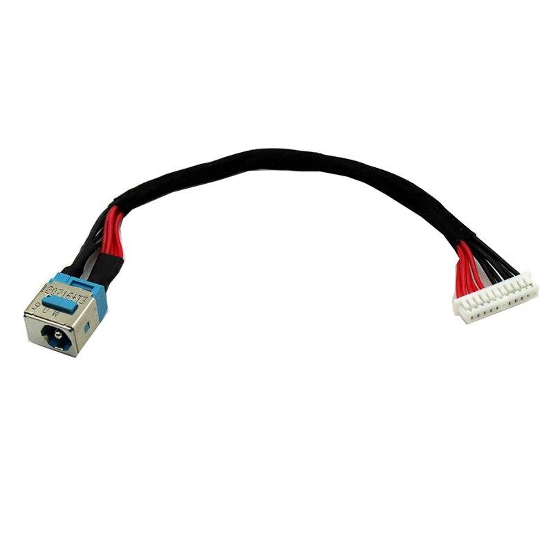 Cable de alimentación de CC para Acer Travelmate 6593, 6593G, 50.TPX01.003, 50.4I604.001