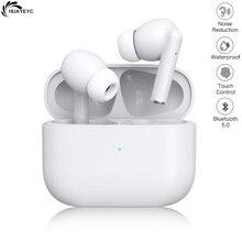 Wireless Earphones TWS Bluetooth 5.0 Sports Headphones Noise Cancelling Waterproof Earbuds For Iphon