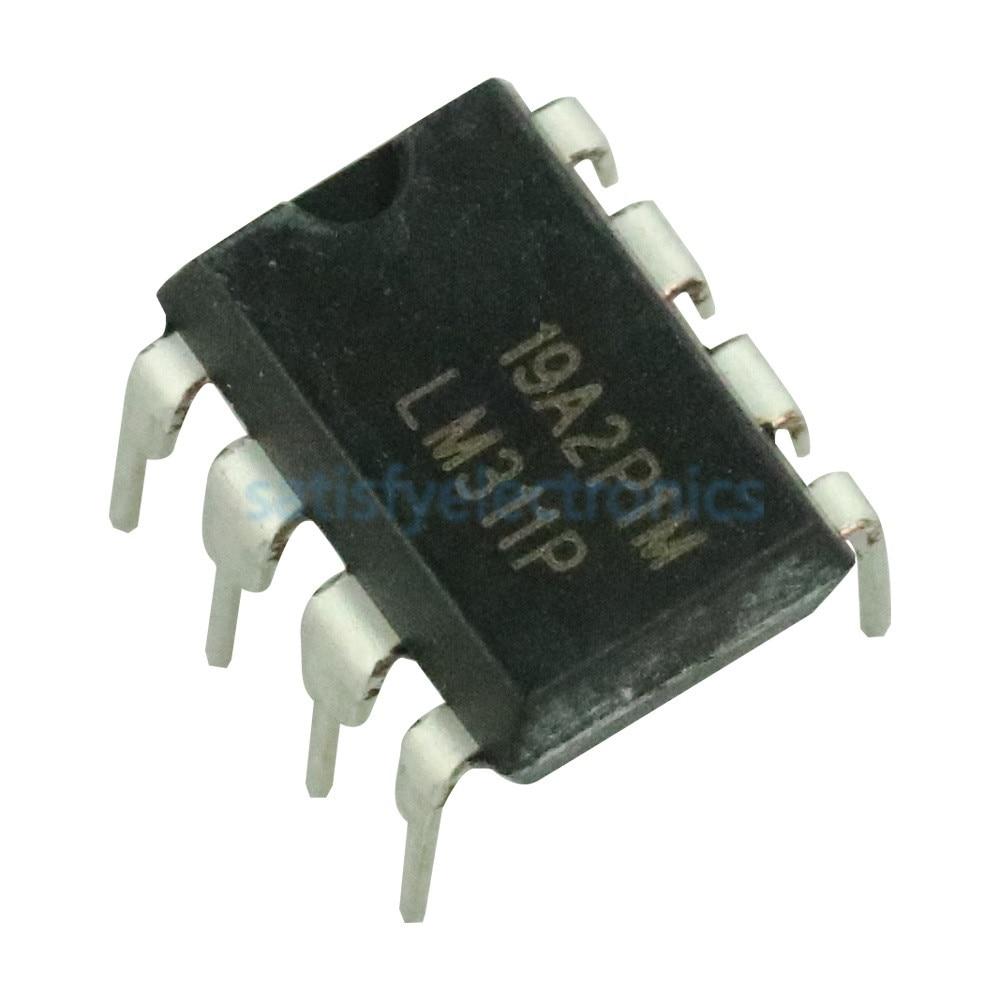 2 uds LM311 LM311P IC DIFF COMP W/estroboscópica DIP 8 nuevo