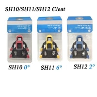 sh11 spd sl road bike pedal cleat bicycle pedals plate clip spd sl sh10 sh11 sh12 cleats bicycle accessoires new original
