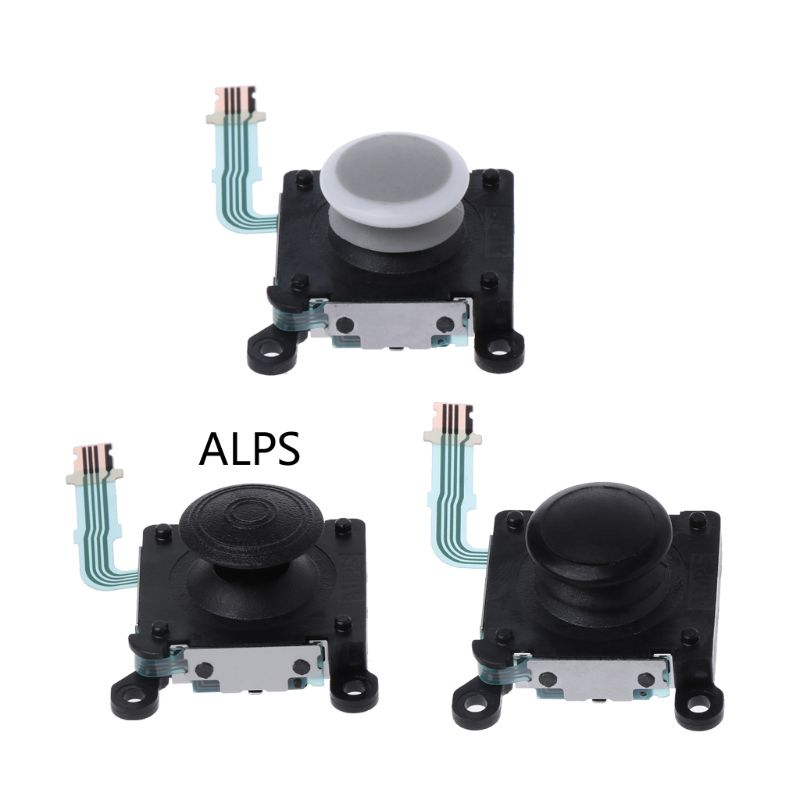 Original Left Right 3D Button Analog Control Joystick Stick Replacement For Sony PlayStation PS Vita PSV 2000 M5TB