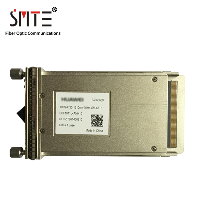 الأب SCF1011L4ANH101 100G 4*25 10 كجم CFP 34060669 الألياف البصرية وحدة