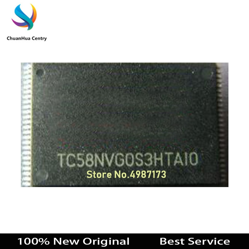 1 Pcs/lot TC58NVG0S3HTAI0 TSOP48 100% New Original TC58NVG0S3HTAI0 In Stock Bigger Discount for the More Quantity