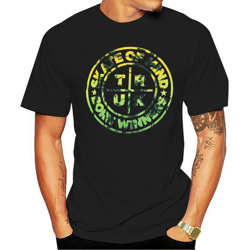 Camiseta trukfit masculino destino crewneck 2021