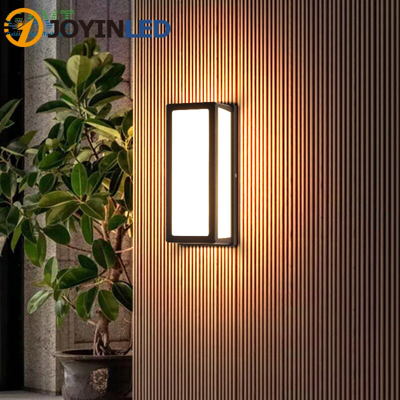 Led Outdoor Wall Led Outdoor Wall Lamp Light Waterproof Light Outdoor Led Light with Motion Sensor Light Outdoor Lighting Porche led chargeable light outdoor plaza stadium mobile emergencyportable searchlight with sos waring lighting