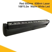 8 eyes laser bar led disco light 500mw red laser moving head beam bar light professional stage laser lighting