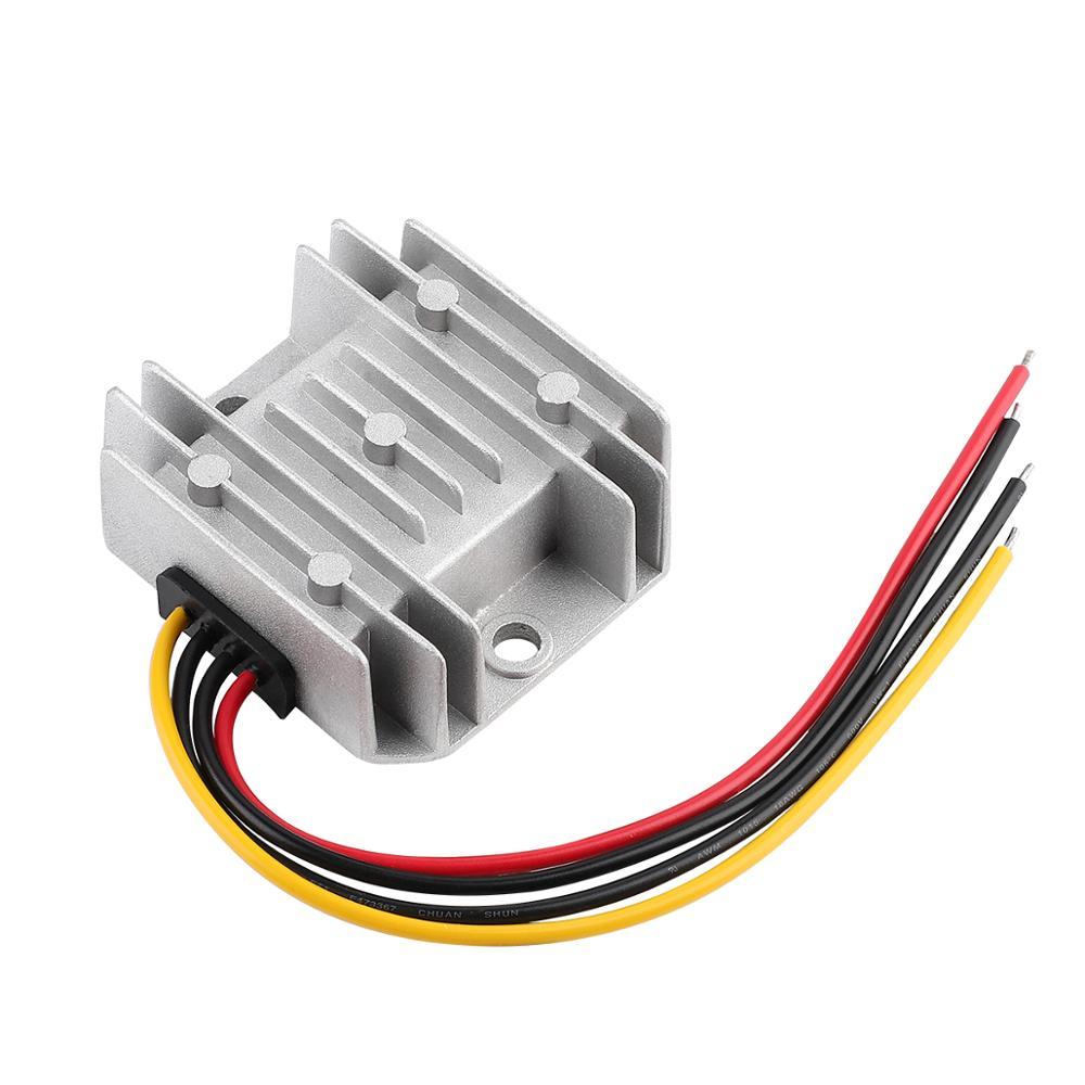 8V-40V до 12V 3A 36W стабилизатор повышающий понижающий трансформатор DC преобразователь понижающий регулятор переключатель источник питания для Светодиодный TV автомобиля