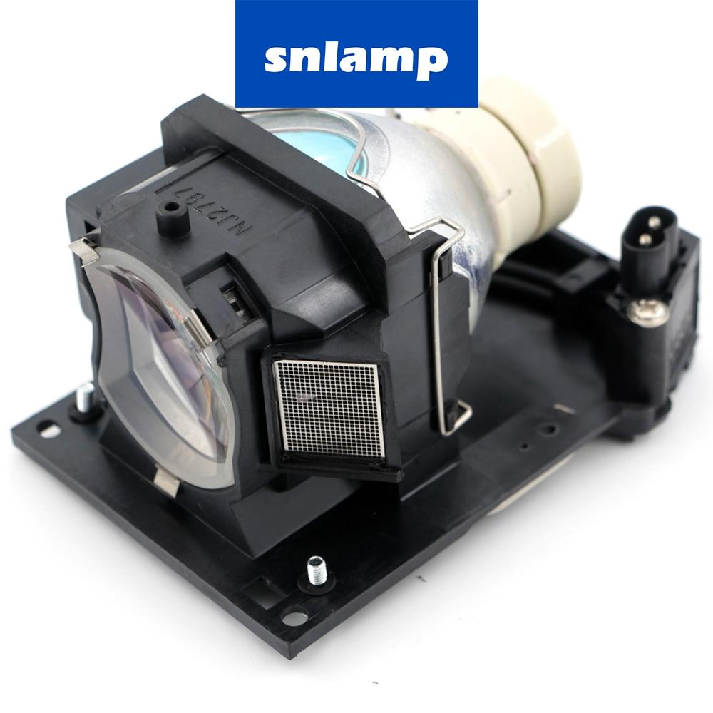 الأصلي العارض مصباح/لمبات ل UHP 215 واط E19.4 ل DT01433 واط/الإسكان ل هيتاشي أجهزة العرض CP-EX300 EX300N CP-EX250N CP-EX250