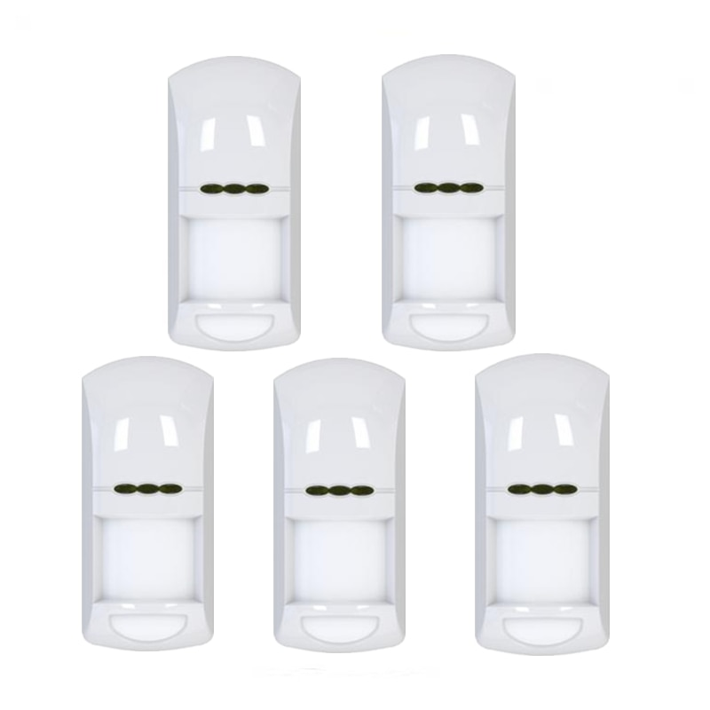Focus Wired Digital PIR Motion Detector MC-8250 Wired PIR Sensor Pet immunity Compatible with alarm system which has wired Port
