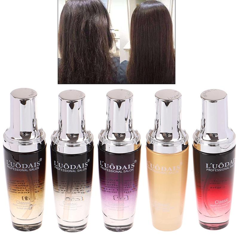 Аргановое масло для восстановления волос, сыворотка с ароматом, более мягкий блеск, защита волос, эссенция для сухих поврежденных волос, 80 м...
