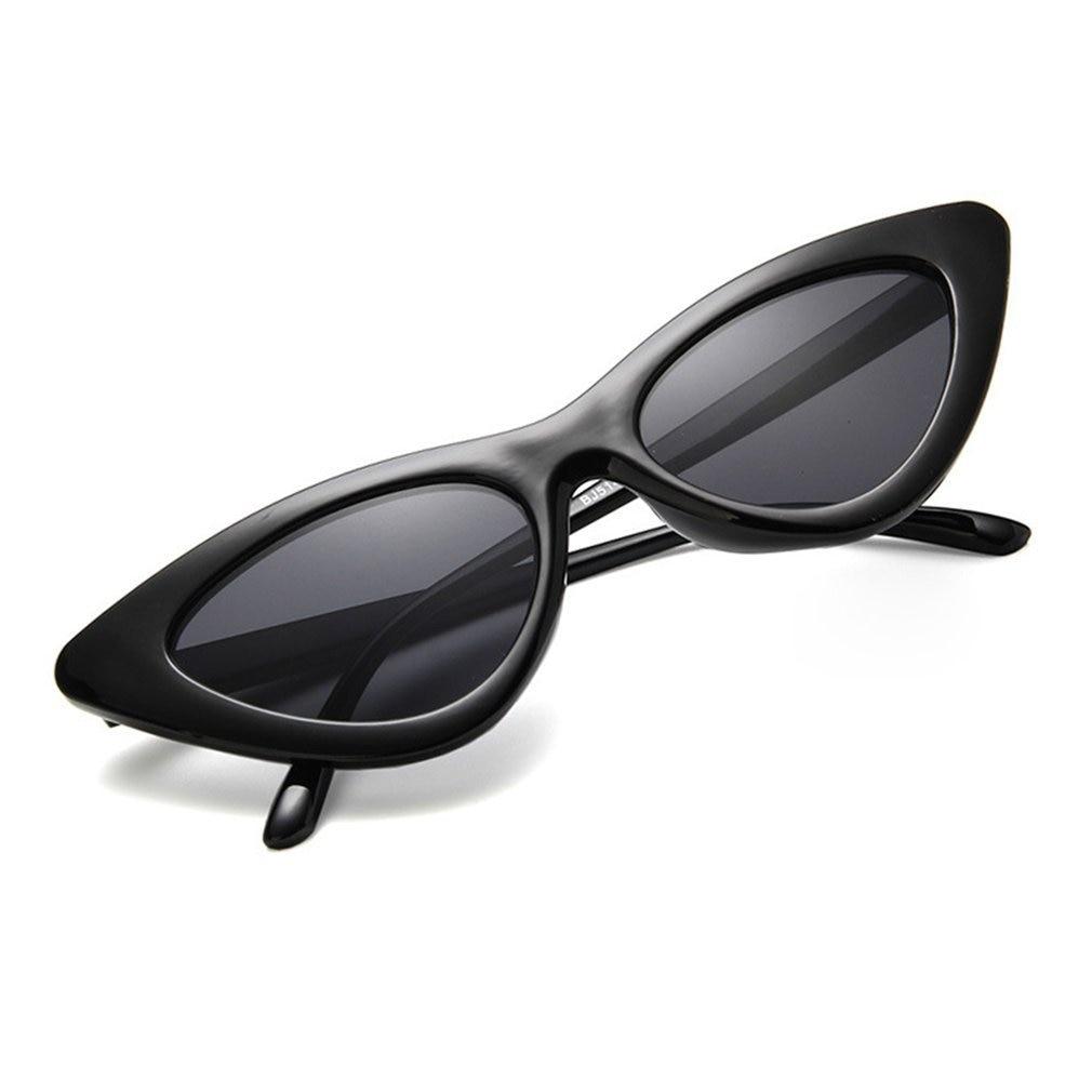 2020 cat eye shade for women fashion sunglasses brand woman vintage retro triangular cateye glasses