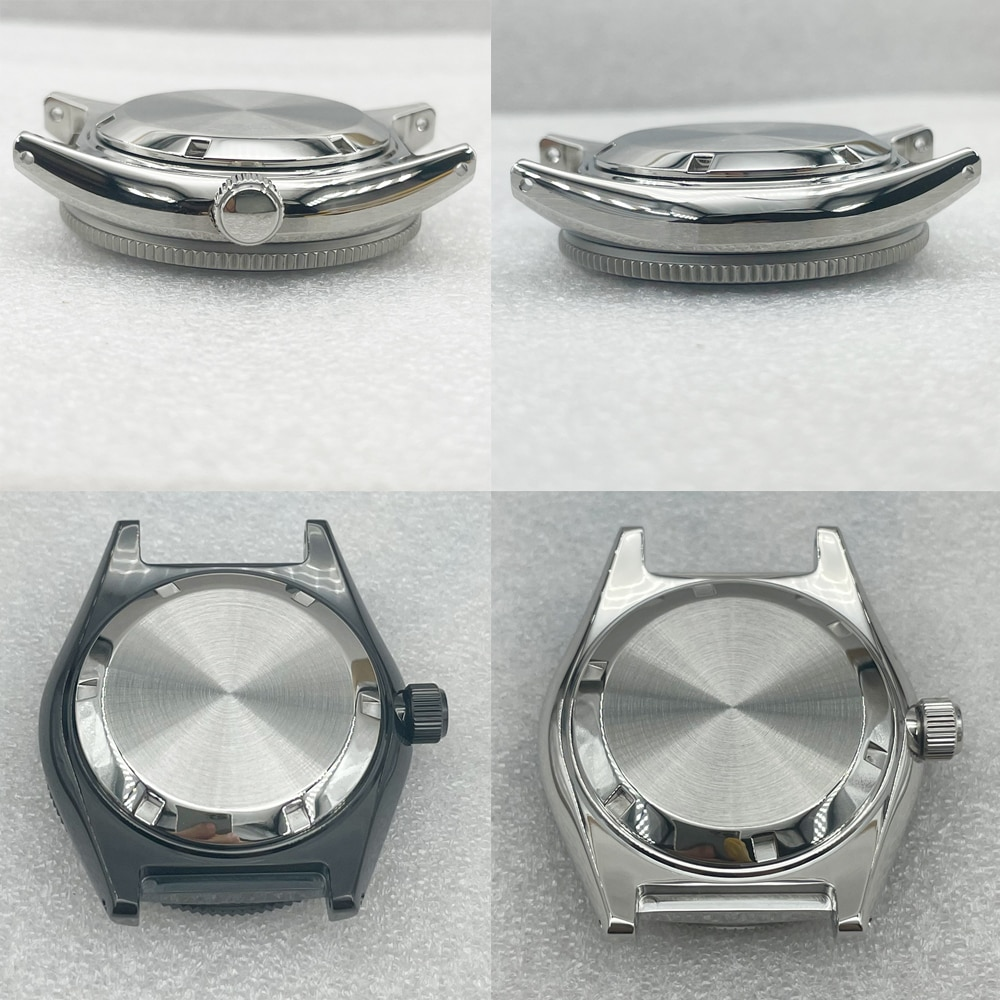 Diver Watch Case For Seiki SBDC053 62MAS Improved Case Sapphire Glass Watch Parts enlarge