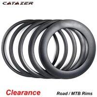 29er 27 5er carbon mtb rim bmx 406 rim carbon 700c road bicycle tubular clincher tubeless rim 3035556088 mm carbon wheelset