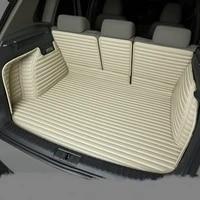 full covered waterproof boot carpets durable custom special car trunk mats for citroen infiniti renault ford jaguar alfa romeo