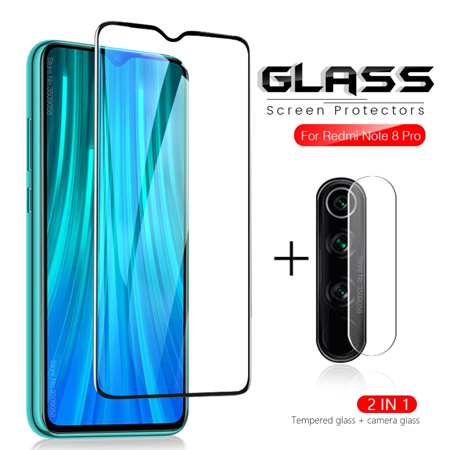 Стекло для камеры 2-в-1 для xiaomi redmi note 8 pro glass на xiomi redmi note 8 t 8 t note8t note8t not t8 8pro 8a 8 a a8 защитное стекло