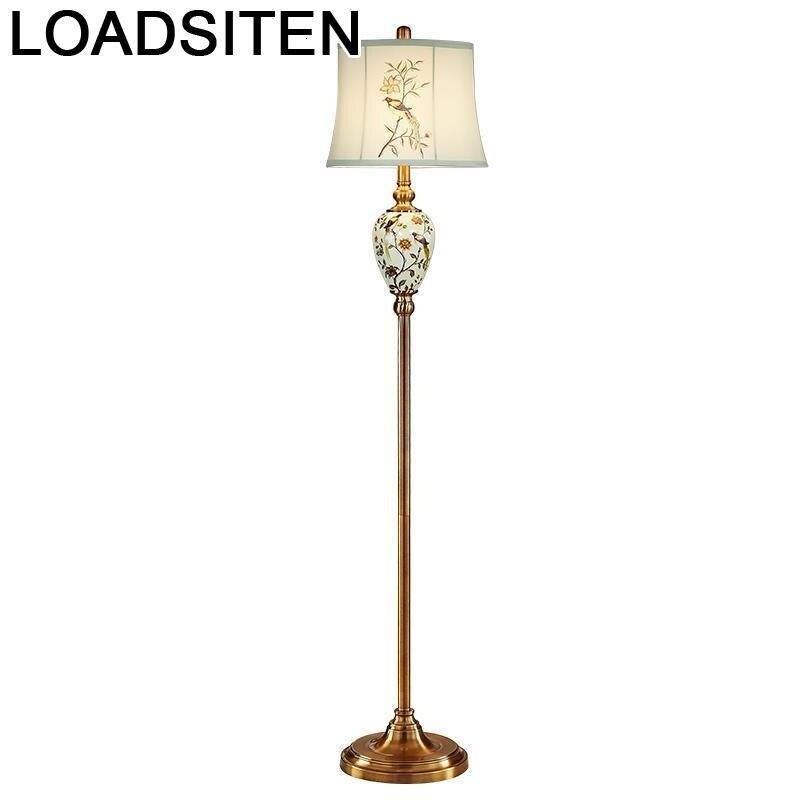 Lámpara De Pie moderna Para sala De estar, lámpara De Pie moderna...