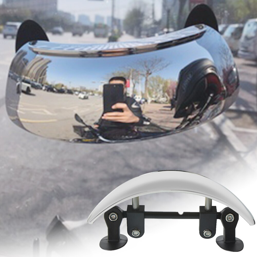 Para Honda STX1300 TRANSALP 600 700 650 Valkyrie XL1000 XL125V V1-3 Varadero/ABS motocicleta gran angular 180 grados espejo retrovisor