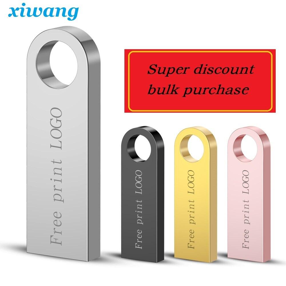 usb flash drive 32gb usb stick mini pen drive 16gb metal pendrive 64gb 4gb memory stick 8GB usb 2.0 waterproof Free custom logo
