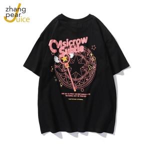 Fashion Men T-Shirts Summer Tops Tees Hip Hop Printing Men's Tshirt Male Short Sleeve T Shirt Top