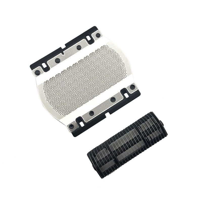 hot sale Electric Shaver Head Omentum Shaver Foil for Braun 11B Series 1 110 120 130 140 150 150S-1 130S-1 5684 5685 Shaving Raz