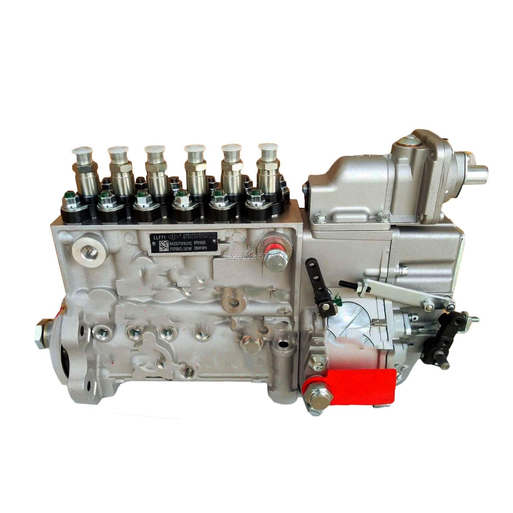 Diesel Engine Parts Weifu Fuel Injection Pump For Doosan excavator 106675-461K/106675-466K 6P734