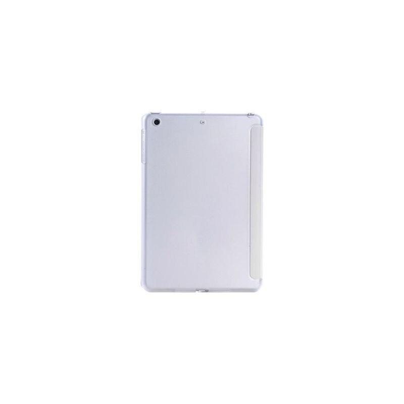 Ultra delgado soporte flexible inteligente PU Funda de cuero para iPad Mini 1,2 y 3 de Apple pantalla Retina despierta/función Dormir 85WD