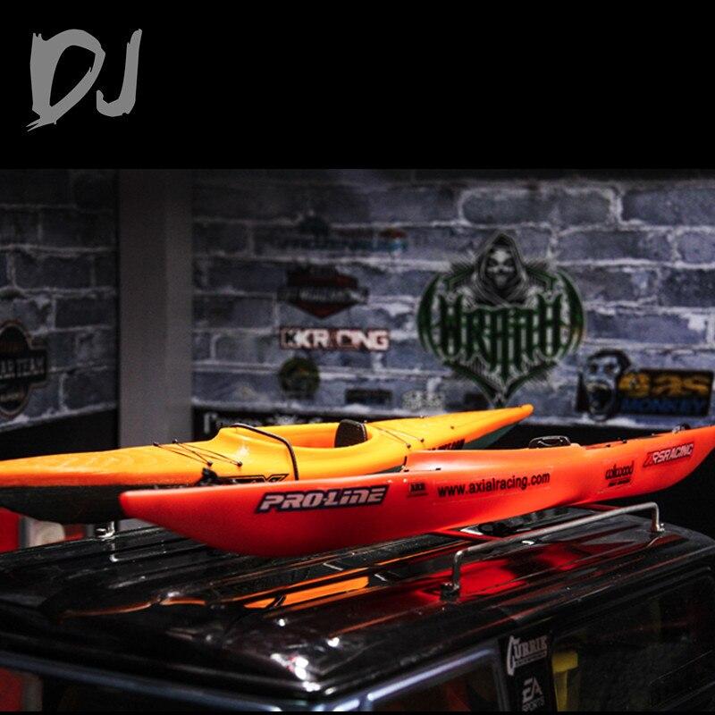Модель лодки для байдарки DJ Traxxas TRX4, для защиты, модель лодки для каякинга