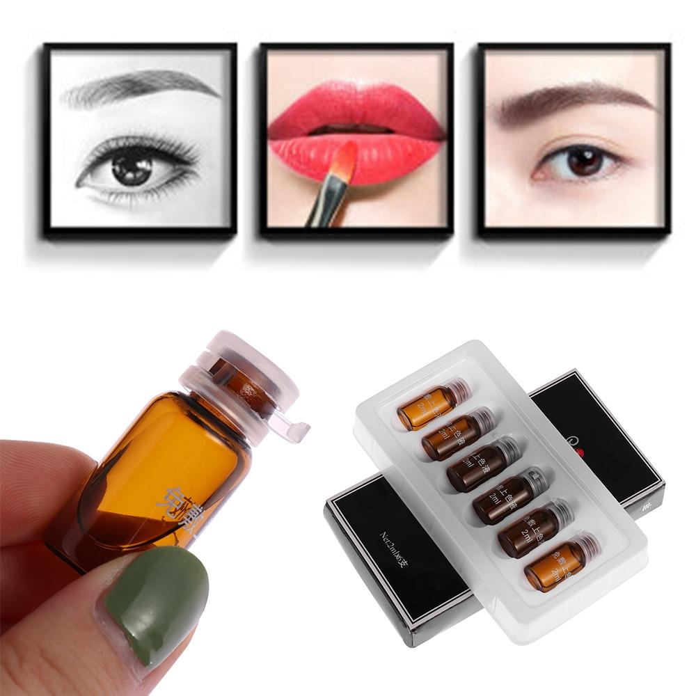 Eficaz Microblading ceja labios tatuaje tinta tinte fluido anestésico Numbing tatuajes permanentes arte corporal suministros de maquillaje