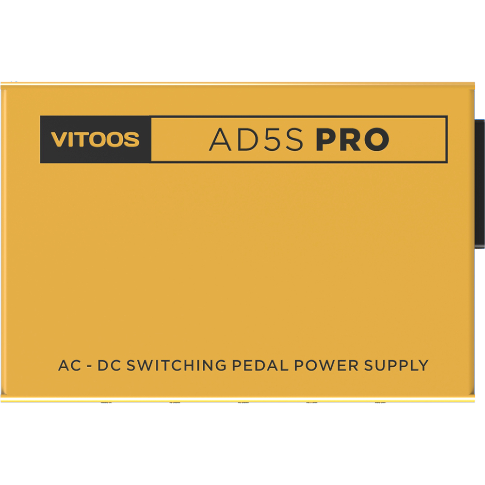 VITOOS AD5S PRO AD5SP LINK effect pedal power supply fully isolated Filter ripple Noise reduction High Power Digital effector enlarge