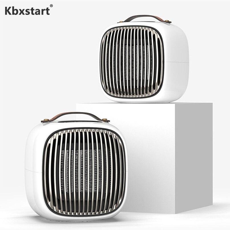 220V Winter Electric Hot Fan Small Household Three-speed Adjustment Flame Retardant Heater Office 3s Speed Hot Desktop Warmer