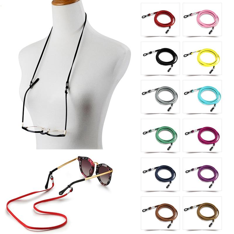 Hot Sale Glasses Strap Chain Adjustable Sunglasses Eyeglasses Rope Lanyard Holder Anti Slip Glasses