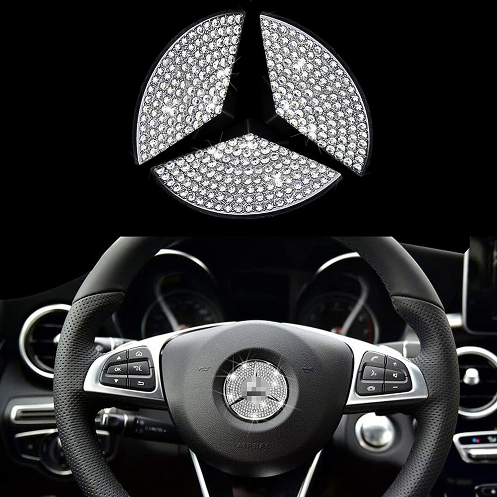 AliExpress - 1pcs Steering Wheel Logo Cap Decal Sticker Decoration for Volkswagen for BMW for Toyota Audi Hyundai for Lexus Mazda for Nissan