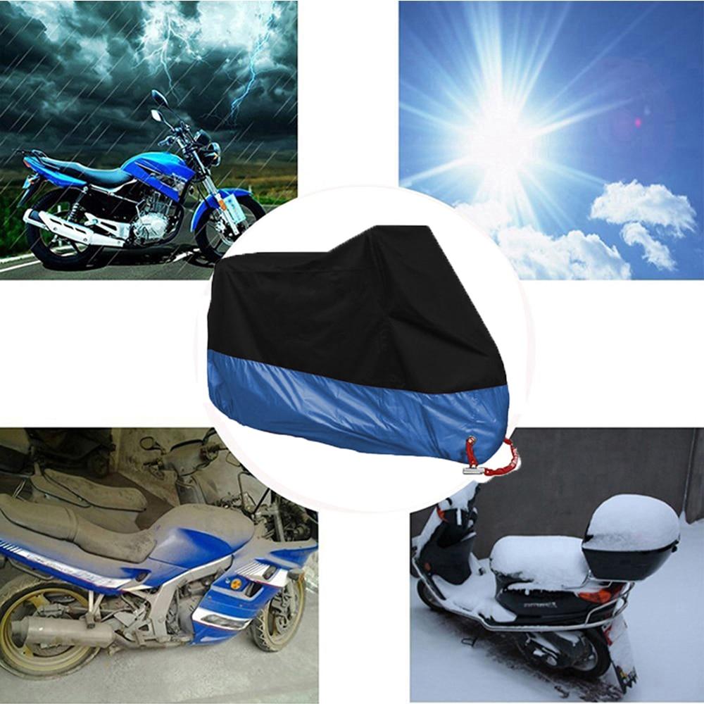 Moto rcycle cubierta moto para KTM Msx125 Bmw F750Gs Ninja 300 Harley Dyna Yamaha Mt03 indio moto rcycle R1200Gs Lc mt07