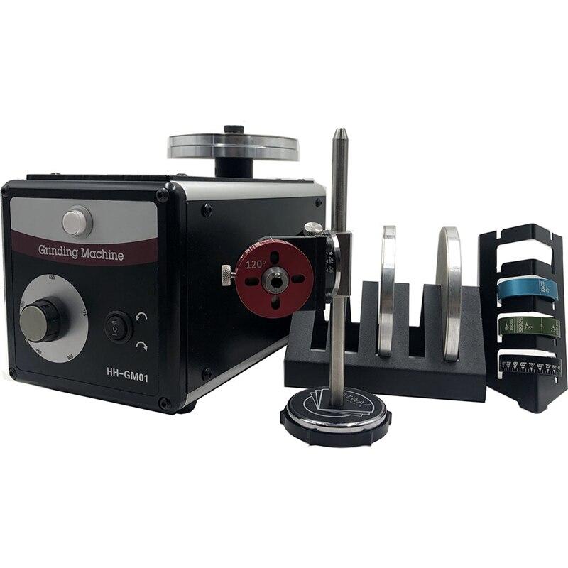 آلة نقش وتلميع عالية السرعة ، آلة نقش نحت وتلميع سكين 110-240 فولت