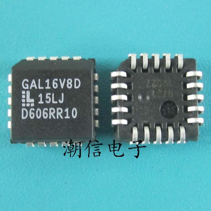 Envío Gratis new100 % GAL16V8D-15LJ PLCC-20