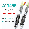 A1146B heating element 250W QUICK 850A + 850D 990 hot air gun rework station Soldering Stations Accessories heating element