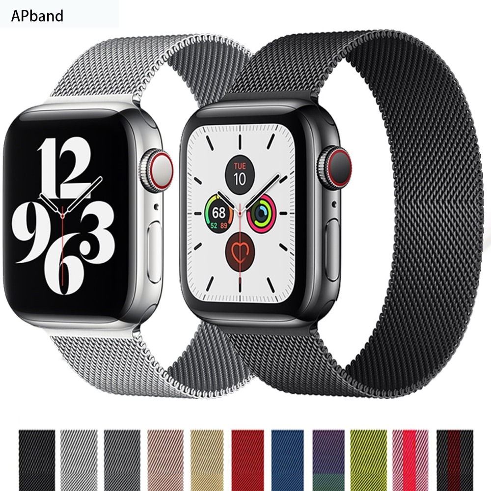 strap-for-apple-watch-band-44mm-40mm-iwatch-42mm-38mm-stainless-steel-metal-bracelet-magnetic-loop-apple-watch-3-4-5-6-se