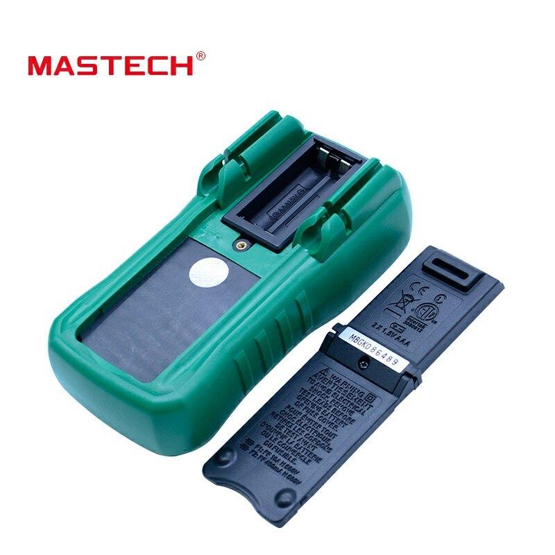 Mastech Auto Range Handheld 3 3/4 Digital Multimeter MS8239C AC DC Voltage Current Capacitance Frequency Temperature Tester