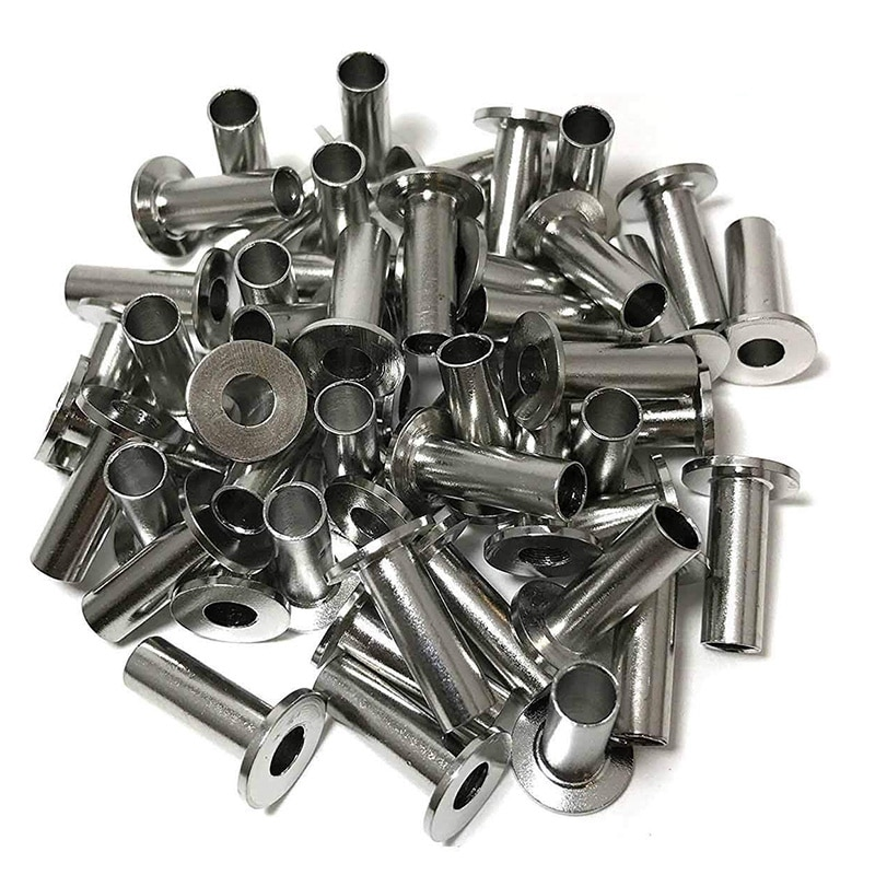72 paquetes de fundas protectoras de acero inoxidable T316 para sistema de barandilla de Cable de cubierta de 1/8 pulgadas, para Wo