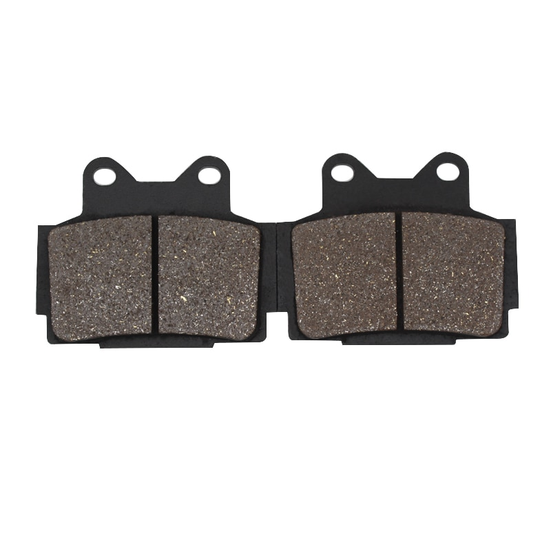 Motorcycle Front and Rear Brake Pads for YAMAHA RD350 RD 350 N 1985-1995 SDR 200 SDR200 1987 1988 1989 DR 300 F/F2
