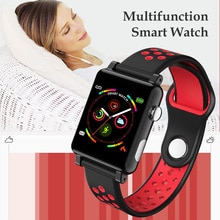 Square Smart Watch Men Women 2020 ECG Health Fitness Blood Pressure Heart Rate Sports Tracker Step Count Long Standby Bracelets